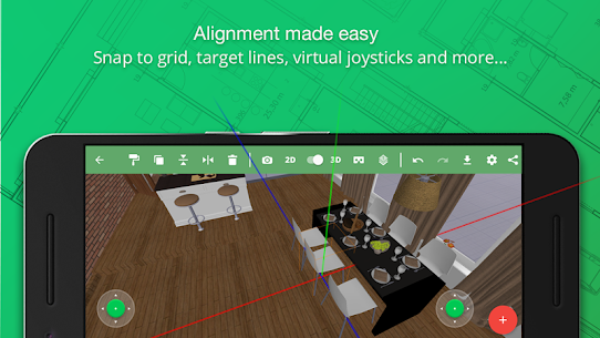 Planner 5D – Home & Interior Design Mod Apk (Unlocked All Items) 1.24.6 6