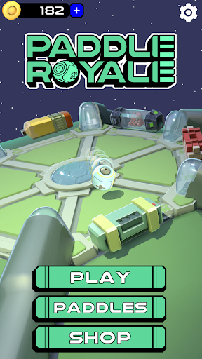 Paddle Royale  captures d'écran 1