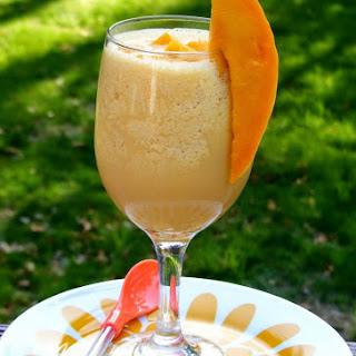Mango Julius – Blended Cocktail.