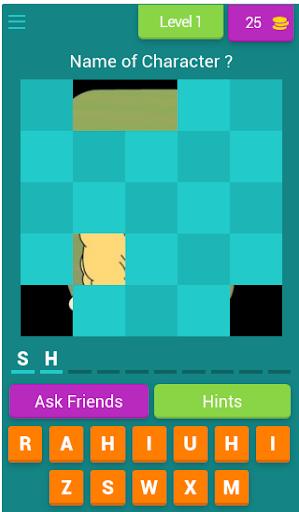 Ninja Hattori Puzzle Game screenshot 1