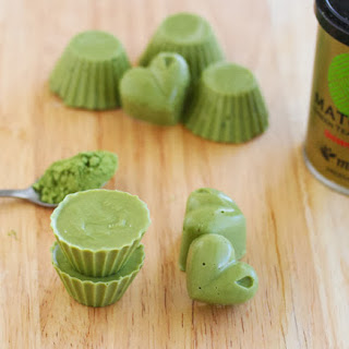 Matcha Chocolates Recipe