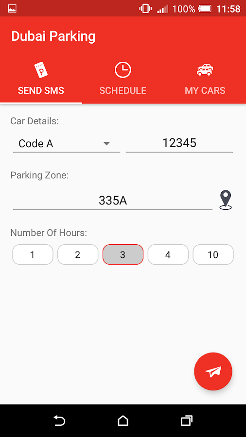 Dubai Parking- screenshot
