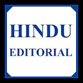 Hindu Editorial in Short