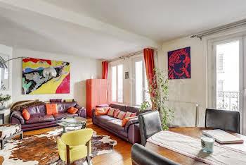 Duplex 6 pièces 120 m2
