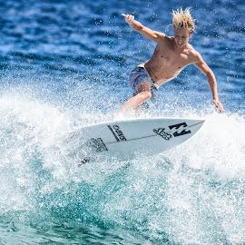 by Kelley Hurwitz Ahr - Sports & Fitness Surfing ( surf,  )