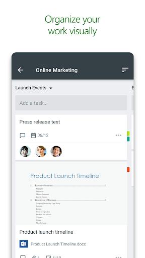 Microsoft Planner 1.12.1 screenshots 1
