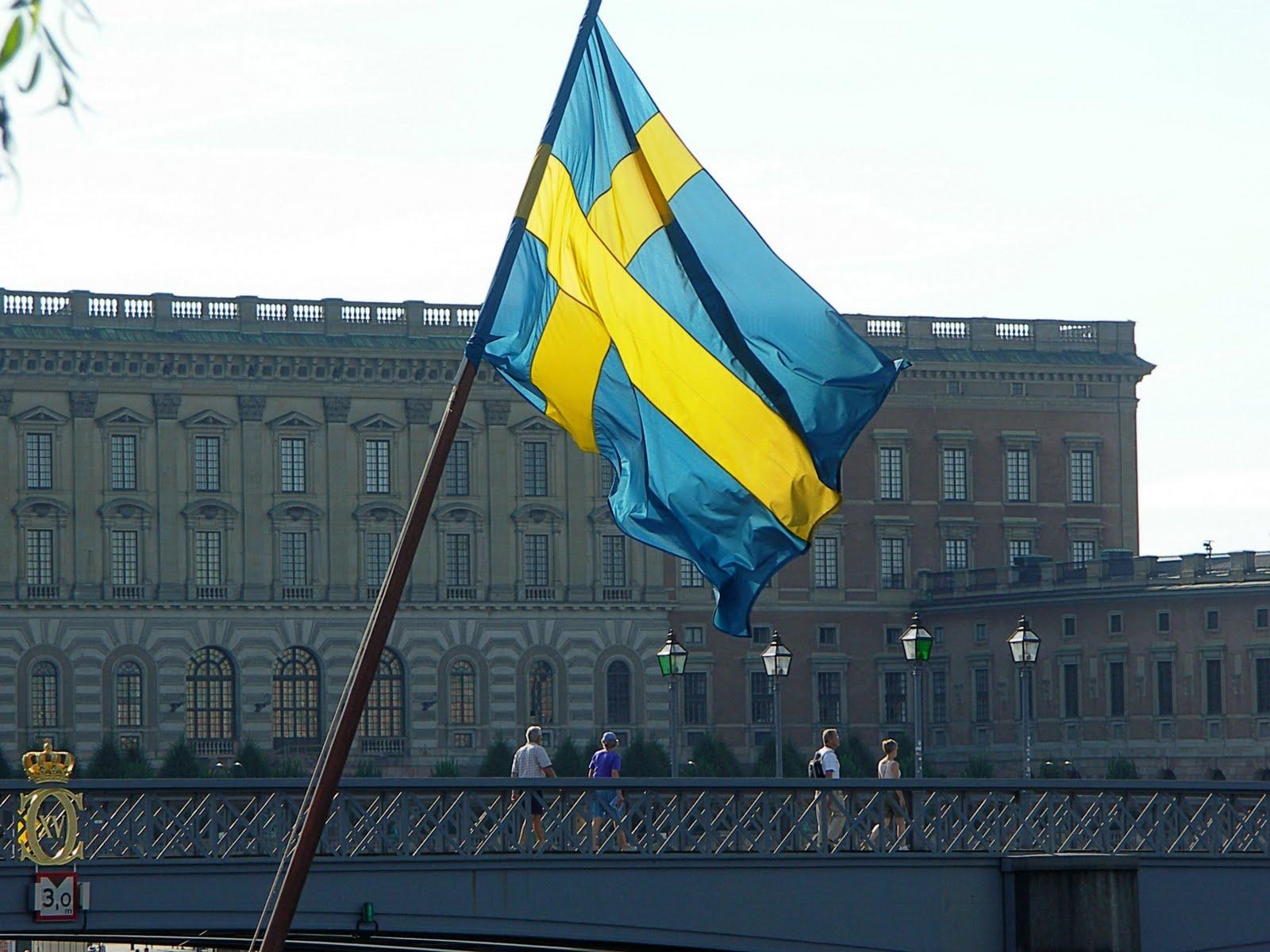 Photo: Kungliga slottet i Stockholm