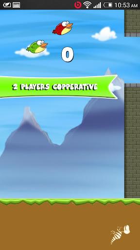 Double Flappy screenshot 13