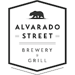 Logo of Alvarado Street Contains No Juice
