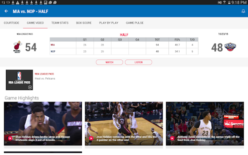 NBA 2015-16 Screenshot 14
