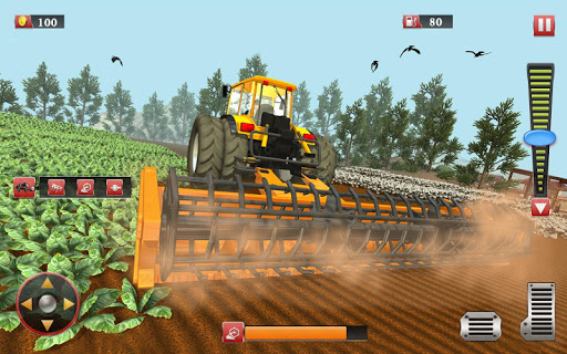 Farmer's Tractor Farming Simulator 2018 1.2 screenshots 2