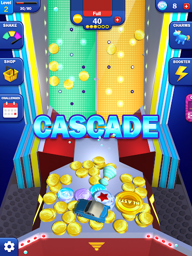 Tipping Point Blast! - Free Coin Pusher apkpoly screenshots 11