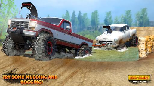 Spintrials Offroad Driving Games screenshots 7