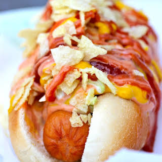 Colombian Hot Dogs (Perro Caliente Colombiano).