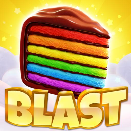 Cookie Jam Blast - Match & Crush Puzzle Icon