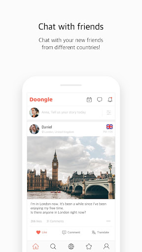 Doongle - Where your global journey begins 5.1.25 screenshots 2