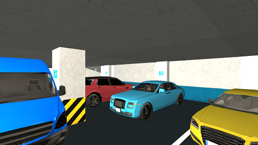 Realistic Car Parking screenshot 1