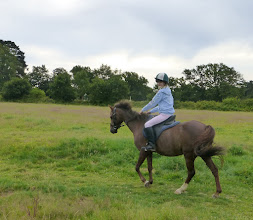 Photo: Katie at Holy Oaks Pony Club