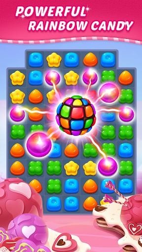 Sweet Candy Puzzle: Crush & Pop Free Match 3 Game apkdebit screenshots 2