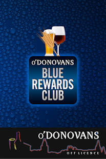 O'Donovan's Blue Rewards- screenshot thumbnail