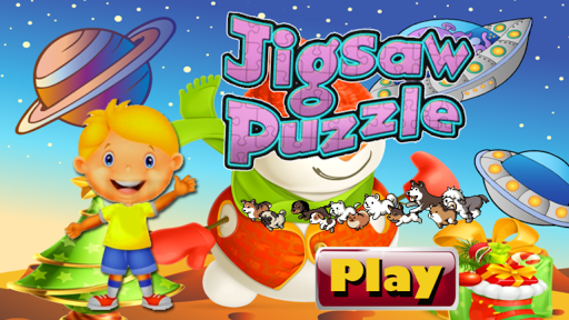 Xmas Puzzle Games Free For Kid