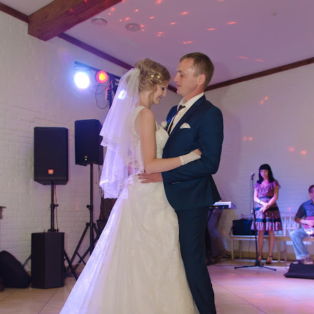 Wedding photographer Oleg Slyusar (OlegSlusar). Photo of 08.07.2015