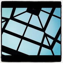 Photo: Gazebo roof framing sky view #intercer #gazebo #roof #sky #clouds #blue #clear #beautiful #frame #architecture - via Instagram, http://instagr.am/p/NmMYmyJflk/
