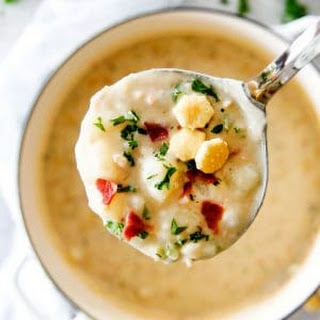 New England Clam Chowder Recipe