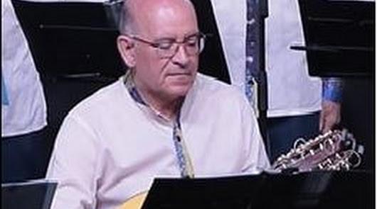 Antonio Galindo en la memoria del Grupo Almenara