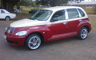 Chrysler PT Cruiser Rent Brasília