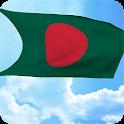 Bangladesh Flag Live Wallpaper icon