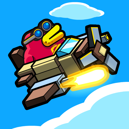 Toon Shooters 2: Arcade Side-Scroller Shooter Icon