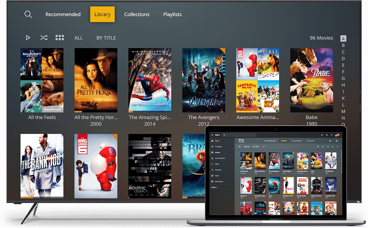 New app for Android TV - Streaming Devices - Plex Forum