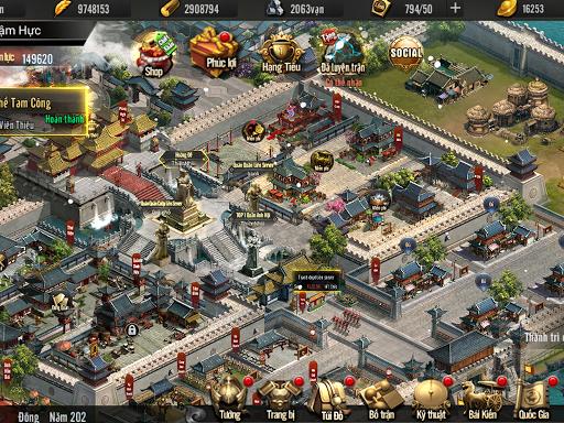 Tam Quu1ed1c Truyu1ec1n Ku1ef3 Mobile - Tam Quoc Truyen Ky 1.8.1 screenshots 15