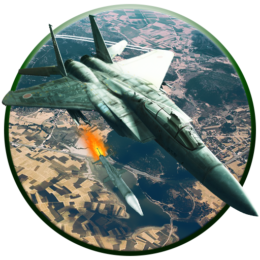 Jet Plane Fighter 3D City War