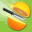 Knife Ninja - Fruit Master 3d Knife Throwing Game icon