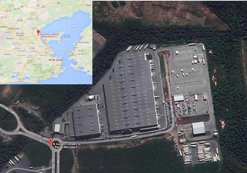 Vista do google maps