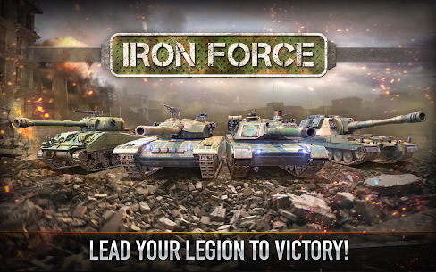 Iron Force 2.6.0 Apk (Unlimited Money) MOD 7