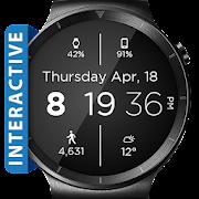 Essential Face HD WatchFace Widget Live Wallpaper