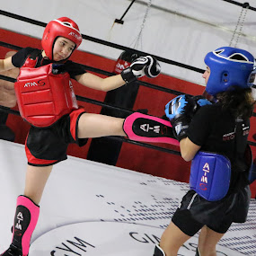 Kick by João Pedro Ferreira Simões - Sports & Fitness Other Sports ( kick, fight, kicboxing, kids, kickboxing )