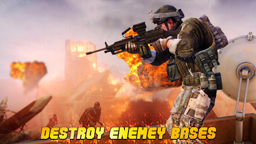 Military Commando Shooter 3D Apk 1