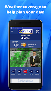 WPXI Channel 11 Wake Up App- screenshot thumbnail