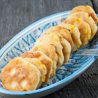 Sweet Corn Cookies