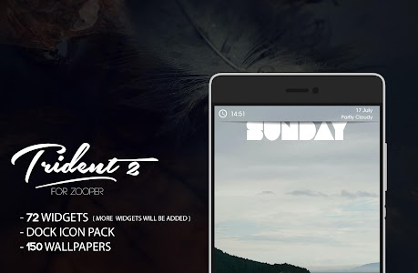 Trident 2 for Zooper 4 1 (Paid) APK for Android