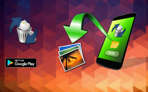 Data Recovery App : Deleted Photos & Files Restore - náhled