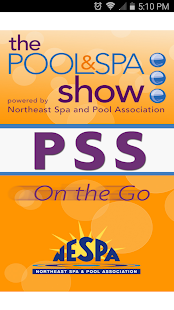 Pool and Spa Show 2016 screenshot