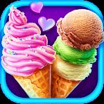 Ice Cream - Summer Frozen Food Icon