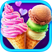 Ice Cream - Summer Frozen Food
