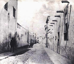 Photo: 01 - CALLE SAN FCO. CONVENTO a la izq. Sin autor.1864