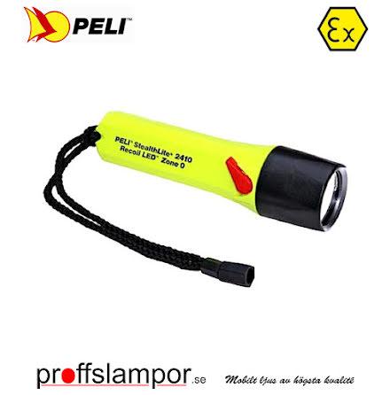 Ficklampa Peli 2410 Zone 0
